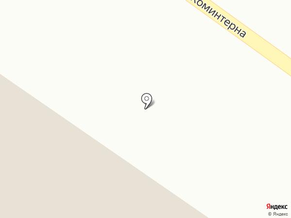 Кристалл палас на карте Твери