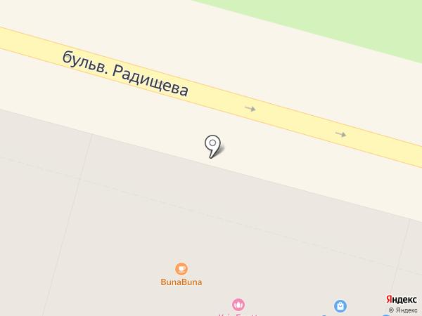 ULTRA SHOP на карте Твери