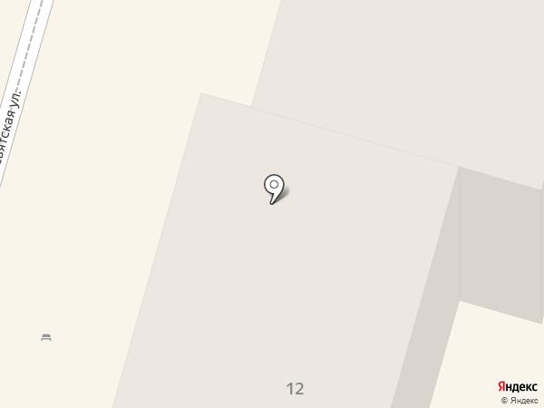 Контраст на карте Твери