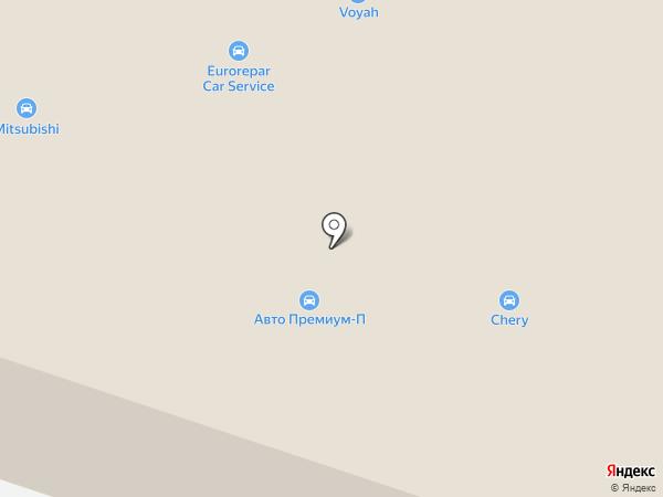 Авто Премиум на карте Твери