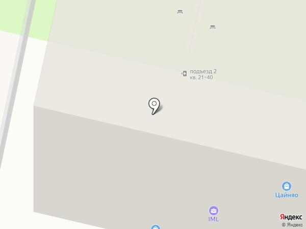 ТЕМП на карте Твери