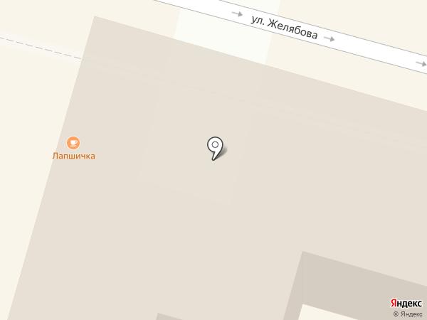 ИнтерраГаз на карте Твери