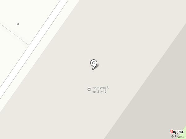Королева-22, ТСЖ на карте Твери