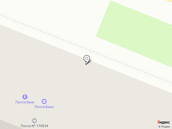 Русский букет на карте Твери