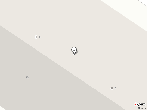 Ветсервис на карте Твери