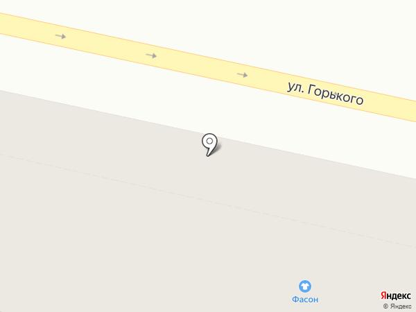 Фасон на карте Твери