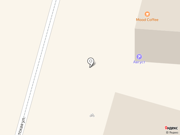 Бристоль на карте Твери
