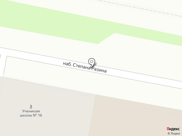 Babushka на карте Твери