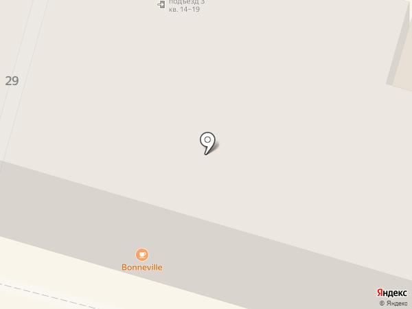 Инлавка на карте Твери