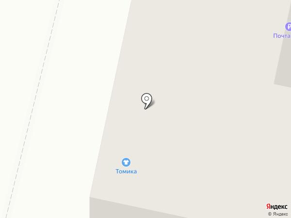Ассорти на карте Твери