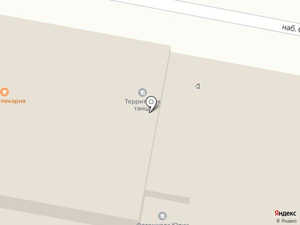 Questoria на карте Твери