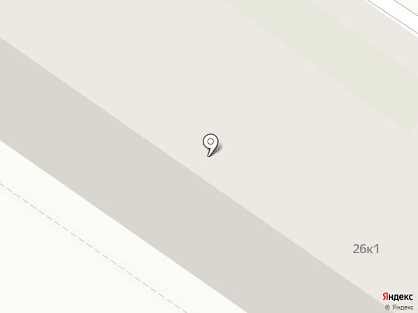 Atlanta Garden на карте Твери