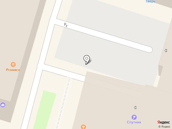 Бюро информационного и правового сопровождения на карте Твери