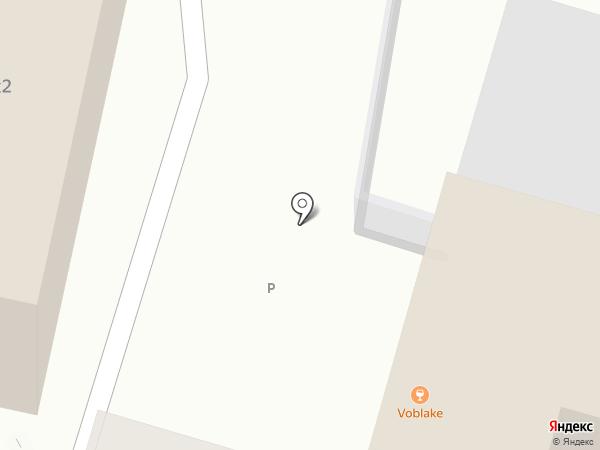 Рекламный завод на карте Твери