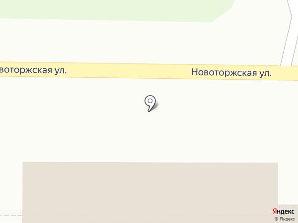 ШЭР на карте Твери