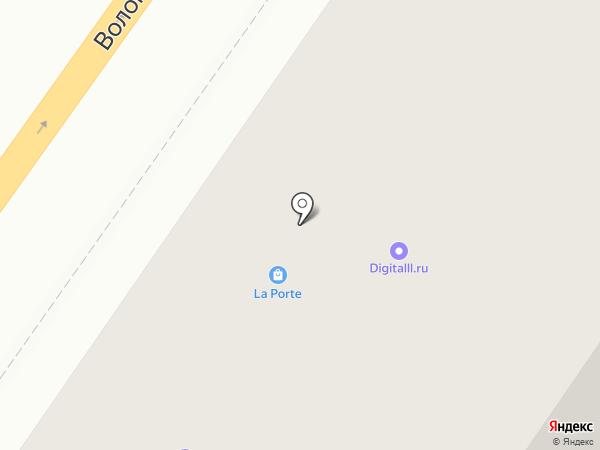 ТЕПЛОЛЮКС на карте Твери