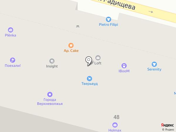 FoxFix на карте Твери