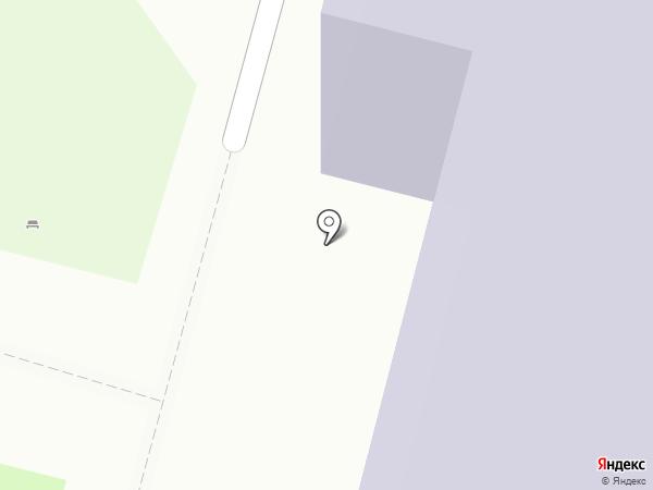 Тренажерный зал на карте Твери