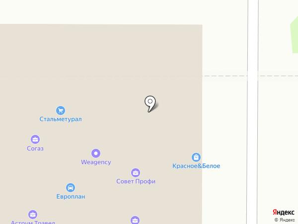 Глазной центр №1 на карте Твери