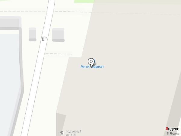 Promka-MSK на карте Твери