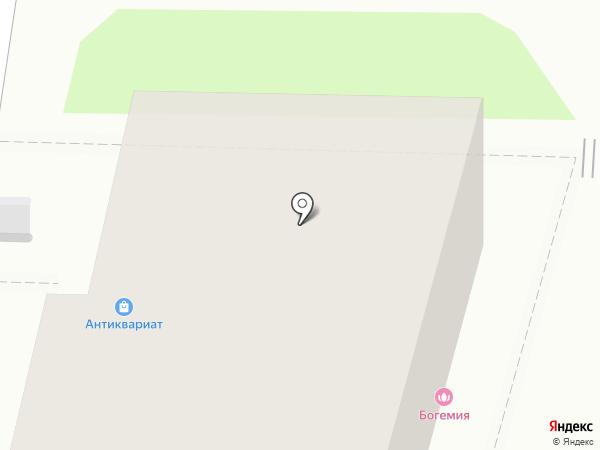 Сфера на карте Твери