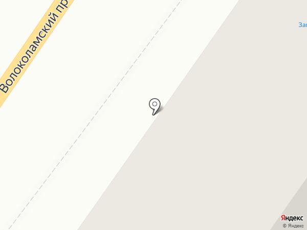 Дом быта на Волоколамке на карте Твери