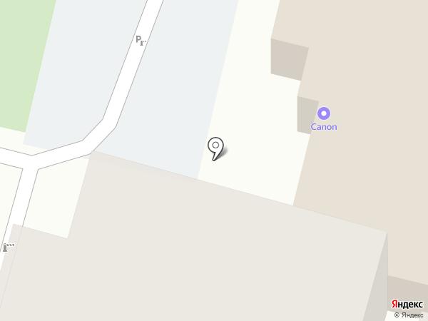 Табличка на дом на карте Твери