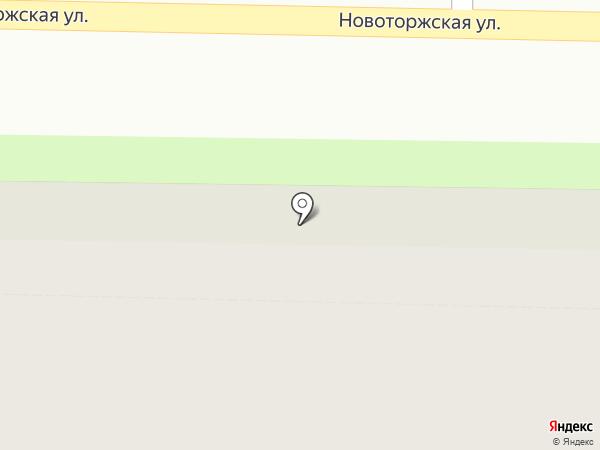Ирина на карте Твери