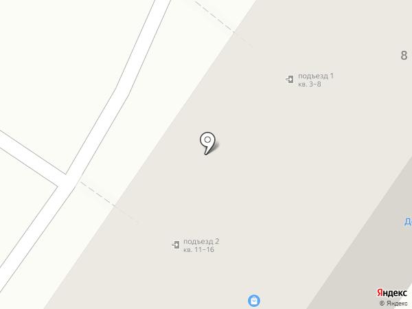 Дом рыбака на карте Твери