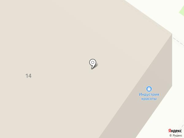 DMI-Дядьково на карте Твери
