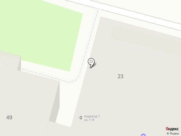 Mon Real на карте Твери