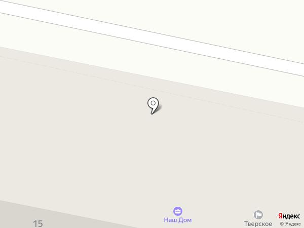 СтройДом на карте Твери