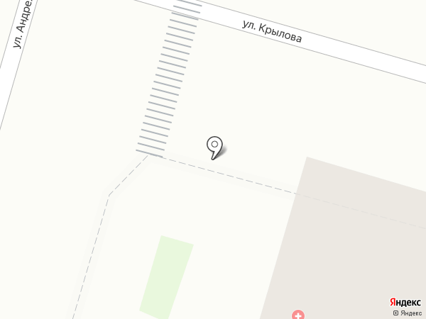 Оригитея на карте Твери