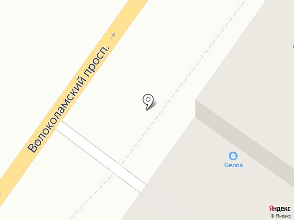 Верхневолжская Дверная Компания на карте Твери