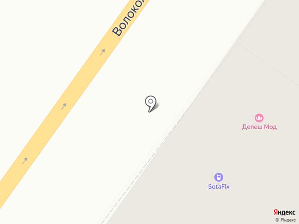 GreenSpark на карте Твери