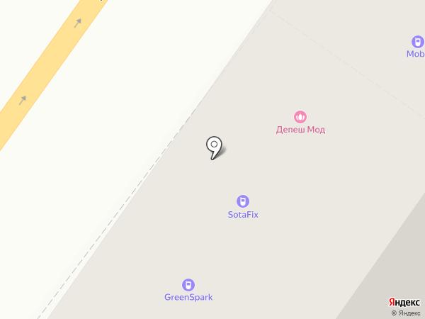 iPanda на карте Твери