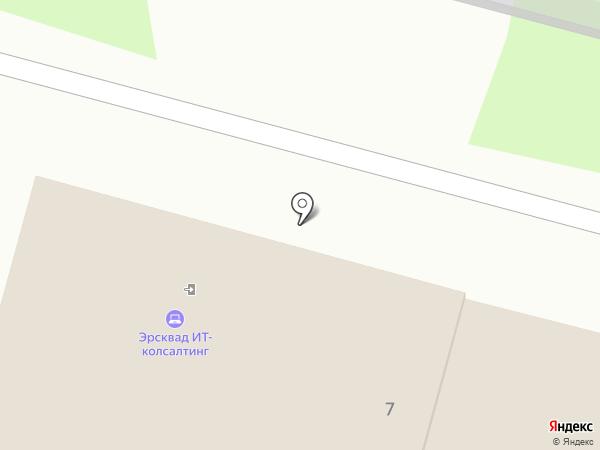 Бизнес Тренд на карте Твери