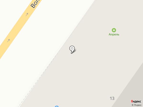 Я на карте Твери