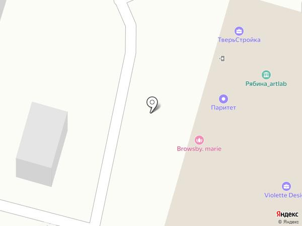 Максимум на карте Твери