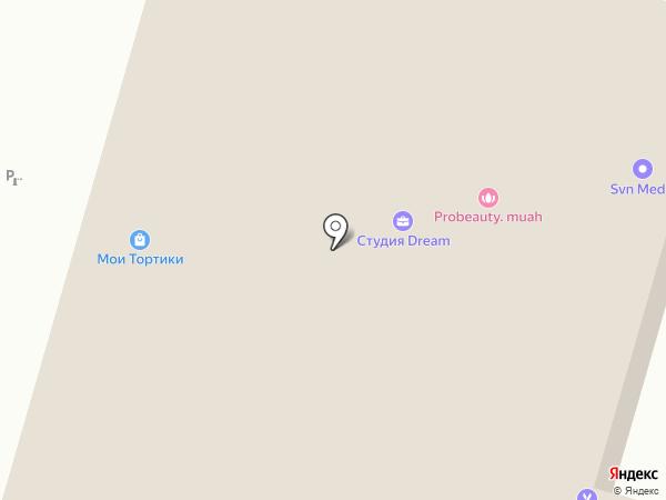 ТрансДорИнвест на карте Твери