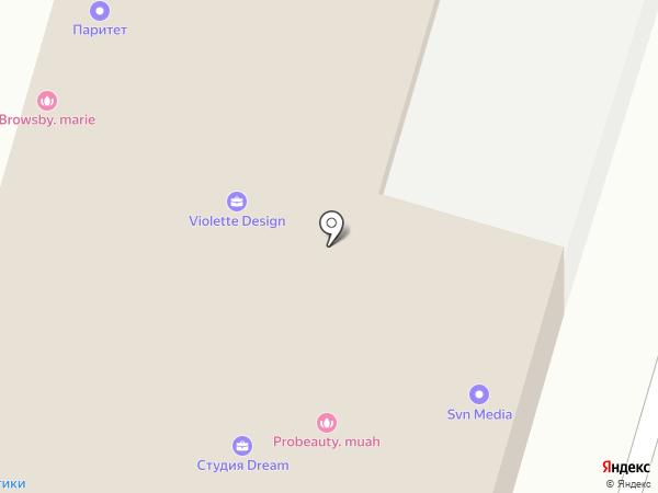 Декорации Lounge на карте Твери