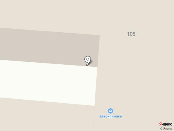 ЕВРОСЕРВИС на карте Твери