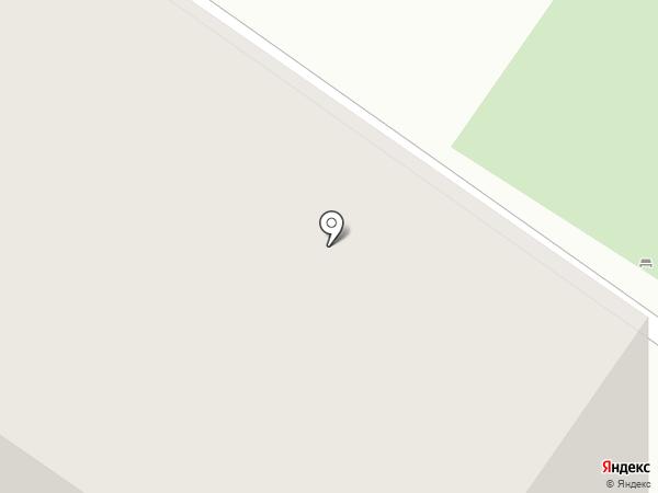 Атлант на карте Твери