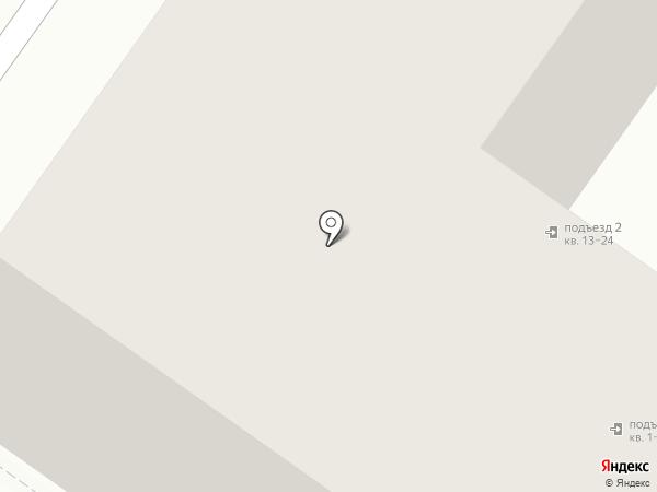 Здоровый дом на карте Твери