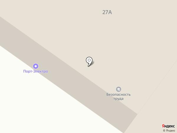 ЭкспертАвтоТверь на карте Твери
