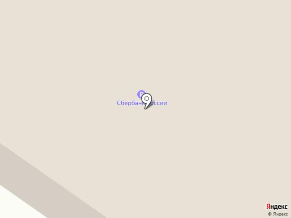Цветущая долина на карте Твери