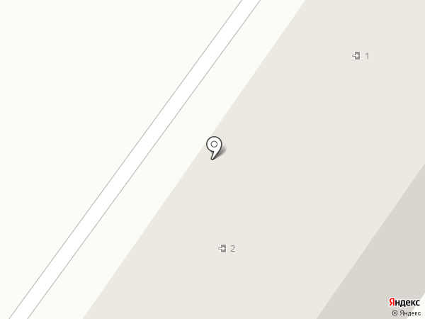 Воробьева О.А. на карте Твери