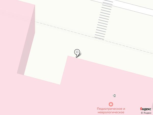 Консультационный диагностический перинатальный центр на карте Твери