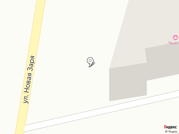 Калинин на карте Твери