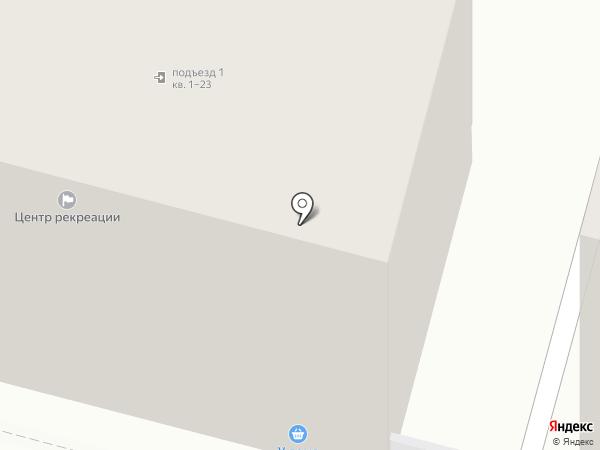 У дома на карте Твери
